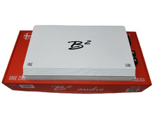 B2 Audio Rage 2500.1 V2 Amplifier