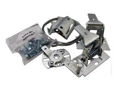 Garage Door Lock Component Bag with Cable for 9 Door, Double Spring Latch