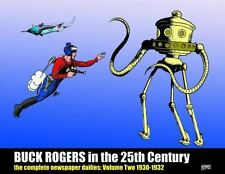 New ~ Buck Rogers in the 25th Century: Complete Newspaper Dailies Vol 2 1930-32