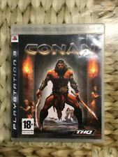 Juego PlayStation 3 (PS3) Conan (PAL España) [completo]