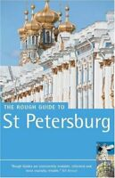 (Good)-The Rough Guide to St Petersburg - 5th Edition (Paperback)-Richardson, Da