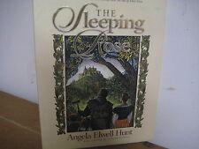The Sleeping Rose/ Angela Hunt/ hardback/ jacket/1998/ Gillies