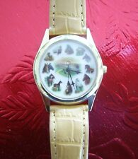 NEW HORSES 1 Wristwatch Montre CHEVAUX CABALLOS Pferde