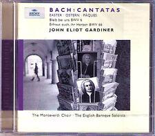 Gardiner Bach Easter cantata BWV 6 & 66 CD Michael Chance Mark Padmore Henschel