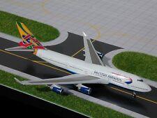 """British Airways B-747-400(G-CIVP) """"Ireland"""", 1:400"""