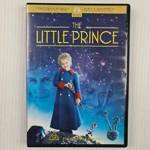 The Little Prince DVD - Steven Warner - Gene Wilder - Region 4 - TRACKED POST