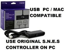 Retrolink SNES Controller to USB PC / MAC MODEL : RB-PC-1114   [F03]