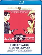 The Last Hunt [New Blu-ray] Manufactured On Demand, Digital Theater System