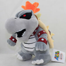 SUPER MARIO BROS. SKELOBOWSER PELUCHE Dry Skelo Skele Bowser Plush Skelebowser