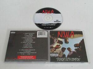 N.W.A./STRAIGHT OUTTA COMPTON(PRIORITY 72435-37936-2-3)CD ALBUM