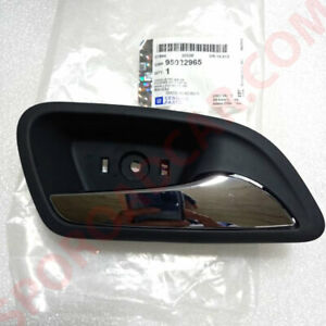 Inside Door Handle Pewter Gray Right 1P OEM Parts For GM Chevrolet Cruze 2008+