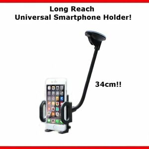 Smarphone Windscreen Dashboard Holder Mount GPS Mobile Smart Phone Suction Cup