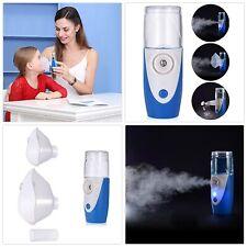 Portable Mini Humidifier Machine Rechargeable USB BreathMax Breath Max Handheld