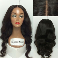 Glueless Lace Front Wigs Brazilian Virgin Human Hair Body Wave Full Lace Wigs