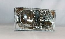 Left Side Headlight Assembly For 02-04 Ford F-Series Super Duty (To:12/2004)