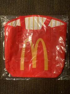 McDonalds French Fry Tote Bag - Golden Arches - Travis Scott - NEW - RARE!!!
