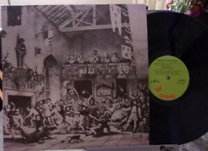 Jethro Tull Minstrel In The Gallery Record *Huge Auction Look*
