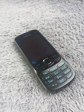 Nokia 6303i classic Handy schwarz wie NEU OVP mobile phone Matt Black like new