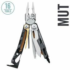 Leatherman 850212 Mut Stainless Steel 16-Tool Multi-Tool with Brown Molle Sheath