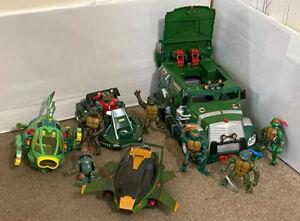 ninja turtles figures bundle