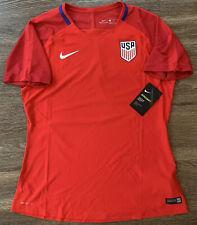 NWT Nike Team USA Womens USWNT Aeroswift Soccer Jersey Red Size Large