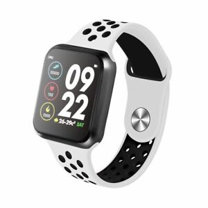 Unisex Sport Smart Watch For Apple Heart Rate Blood Pressure Support IOS Android