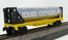 LIONEL #6-16368: KATY Liquefied Oxygen Car in Original Box, C10