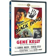 BLACK HAND  Gene Kelly, J Carrol Naish. UK compatible. New sealed DVD.