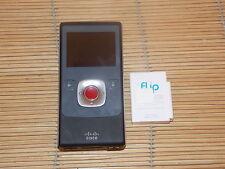 Cisco Flip UltraHD 3 Memo u32120 8gb built - in Flash up to 2 hours recorded video