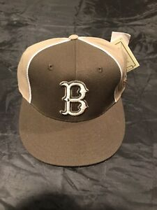 Brooklyn Dodgers Cooperstown Collection Hat by NEW ERA  Size 7 1/4 Brown/Brown