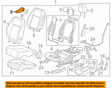 Chevrolet GM OEM 15-16 Trax Driver Seat-Armrest 95259695