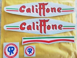 Kit adesivi compatibili per califfone rizzato decals