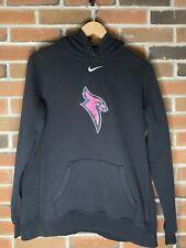 Nike Center Swoosh Hoodie Black Pink White Middle Acg Promo Cardinal