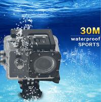 CAMARA ACCION FULL HD 1080P DEPORTE EXTREMO ACUATICA IMPERMEABLE MULTICOLOR