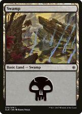 Magic MTG Tradingcard Ixalan 2017 Swamp 270/279