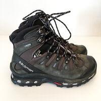 Salomon Quest 4D 2 GTX W Size US 6 GORETEX Women's Hiking Walking Boots RRP$300