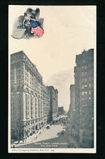 USA Pennsylvania PHILADELPHIA  Broad St c1902 u/b PPC