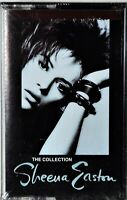 Cassette Sheena Easton The Collection Best of SEALED Hits Strut Modern Girl Wind