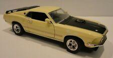 1/24 Ertl Johnny Lightning 1969 Ford Mustang Mach 1