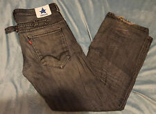 very rare LEVIS 5003 BLUE STAR INGREDIENT Man's Jeans Size: W 36 L 34 VERY GOOD