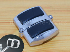 Motorcycles Brake Pedal Pad Heel Shift Cover For Kawasaki Yamaha Suzuki Honda