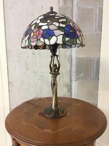 Lampada Da Tavolo Liberty A Lampade Da Tavolo Di Modernariato Acquisti Online Su Ebay