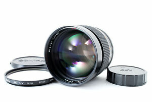 ⭐️MINT⭐️ Contax Carl Zeiss Planar T 85mm F/1.4 MMJ Lens for CY Mount From JAPAN