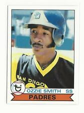 2016 Topps #BB-28 Ozzie Smith  Berger's Best  Insert Reprint SP San Diego Padres