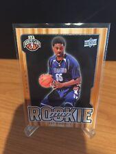 2008-09 Upper Deck MVP ROY HIBBERT Rookie Card Silver Scripts