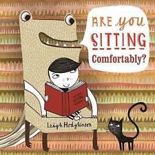 ? está sentado cómodamente?/Leigh Hodgkinson 9781408864838