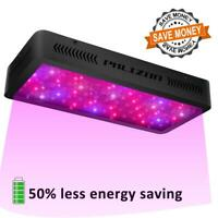 900W LED Grow Lights Veg Flower Full Spectrumfor Hydroponics Greenhouse Tents UL