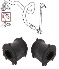 FRONT ANTI ROLL BAR BUSH x 2 D23 FOR LEXUS RX300 350 400h TOYOTA HARRIER KLUGER