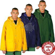 Raincoat Waterproof Rain Coat Work PVC Jacket Rainproof Raincoats Cloth Workwear