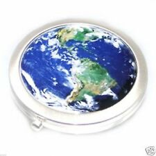 Something Different Planet Earth Handbag Mirror